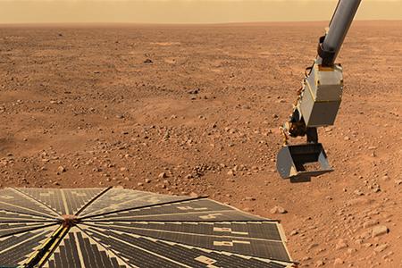 Superficie di Marte Blogzine Cidac groscidac.eu/blog