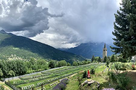 Vista panoramica dell'allevamento di chiocciole Madame Escargot Blogzine Cidac groscidac.eu/blog