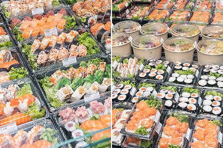 Proposte sushi Cidac Blogzine Cidac groscidac.eu/blog